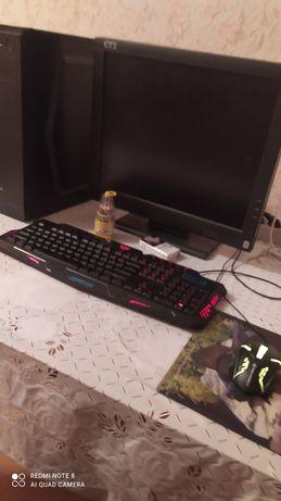 Компьютер игровой в хорошем состоянии