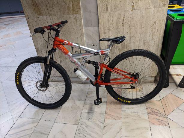 Bicicleta 29 mtb full suspension