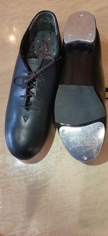 Танцевальные туфли мужские для степа р-р 41.5 (американский 9.5)