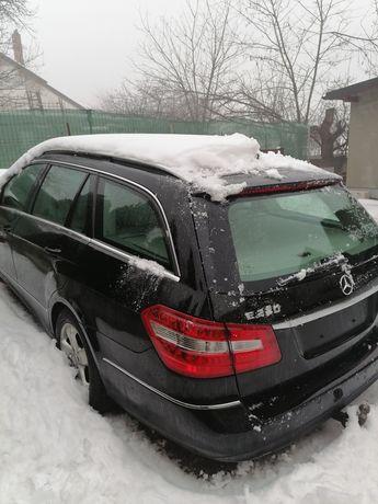 Dezmembrez Mercedes E class w212 motor 2.2 cm euro 5