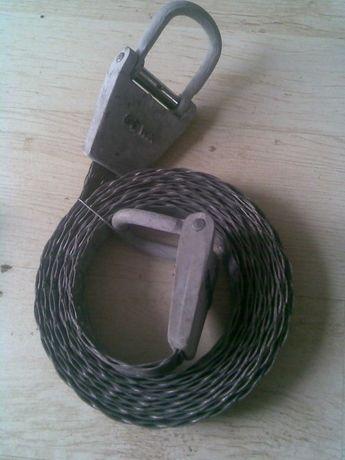 Chinga metalica pentru sisteme de ancorare