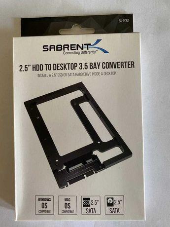 Adaptor SSD/HDD SATA 2.5 - 3.5