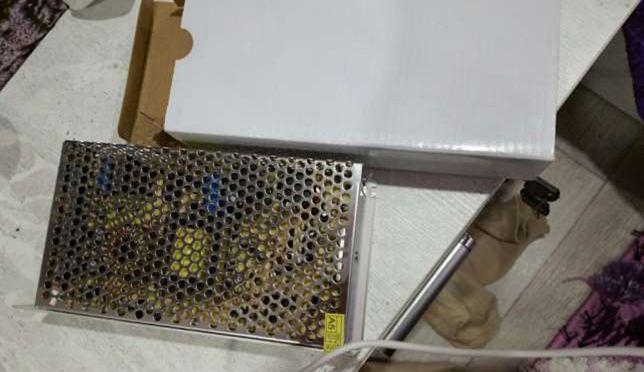 Блок питания импульсный сетчатый 12 вольт 10 ампер 12 V 10 A s12-120 W