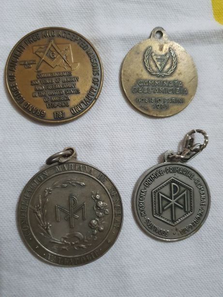 Medalii vechi