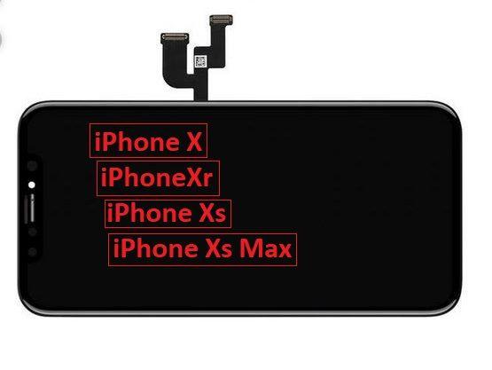 Дисплей за iPhone X OLED, Touch screen LCD Айфон Х олед
