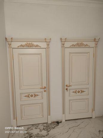Установка межкомнатных дверей 24/7 аккуратно и качественно