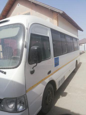 Автобус HYUNDAI COUNTY deluxe 2012г в пробегом 197000