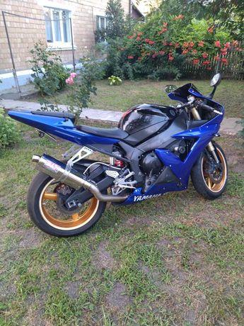 Продам мотоцикл Yamaha r1