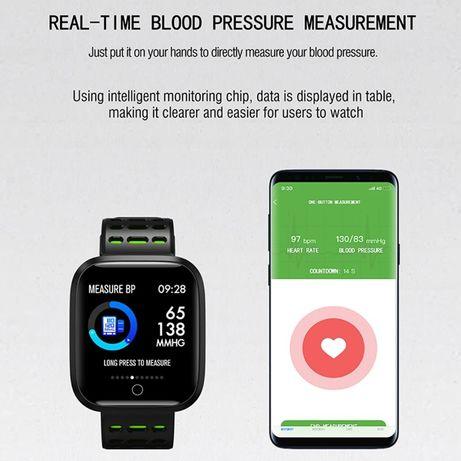 Fitness Tracker Watch/Ceas, Fitnes, Puls, Pedomentru, Monitor somn