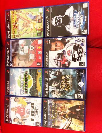 Jocuri Playstation 2 (PACHET)