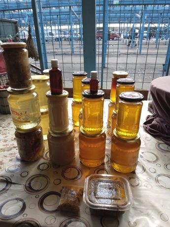 Miere si produse apicole