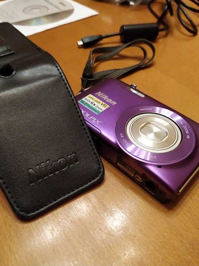 Vând aparat foto Nikon Arad - imagine 1