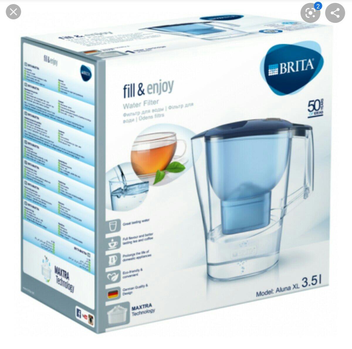 Brita кувшин-фильтр для воды, новый