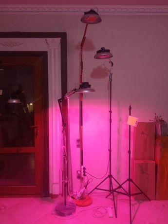 на комнатные деревья и для др. высоких растений ФИТО-ЛАМПА светильник
