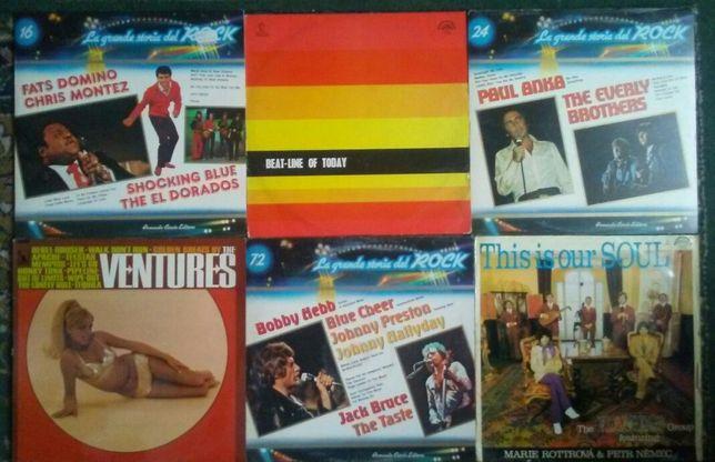 Discuri vinil anii 60-70