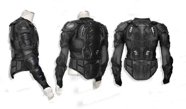 Armura Moto Neagra Marimi - M - L - XL - XXL NOUA