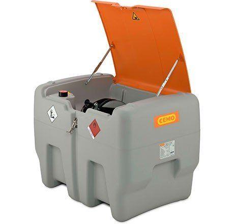 Rezervor motorina transportabill TT Easy - 440 litri