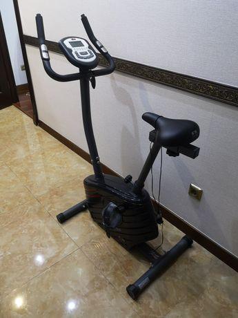 Велотренажер магнитный