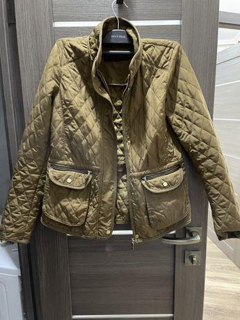 Куртка стеганая  Zara женская