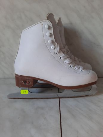 Patine gheata 19 profesionale patinaj artistic Riedell marime 33