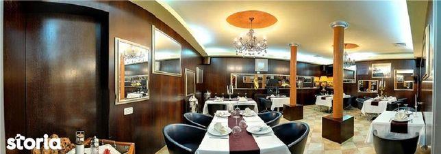 PIATA ROMANA - inchiriere spatiu 350 mp pentru restaurant mobilat