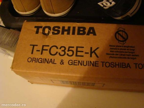 Toner Imprimanta Laser Toshiba negru tfc35ek t- fc35e- k