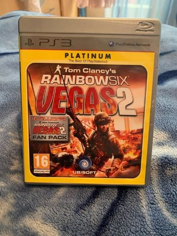 Tom Clancy's RainbowSix Vegas 2 - PS3 - Playstation 3 - PS 3