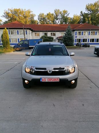 Dacia Duster 2011  1.6Benzina +GPL 4x4