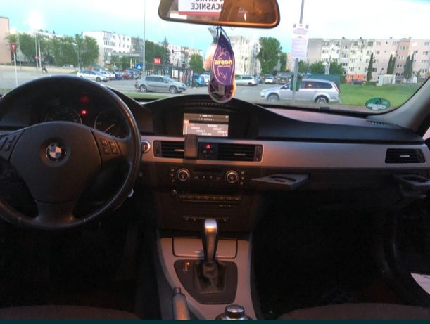 Piese conversie BMW e90e92e93 planșa bord instalație electrică BMW e91