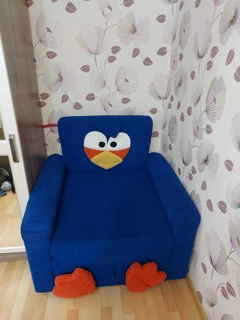 Детское кресло-кровать раскладное