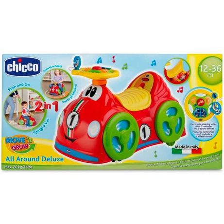 Chicco: Каталка Ride On 360 Deluxe 12м+