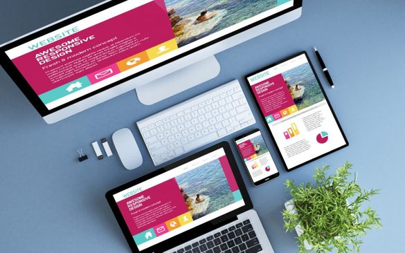 Сайт, електронен магазин, SEO, поддръжка, графичен дизайн