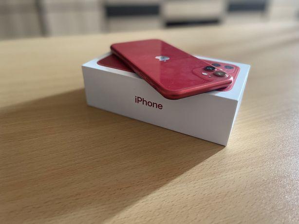 В РАССРОЧКУ Apple iPhone 11 64GB red красный цвет