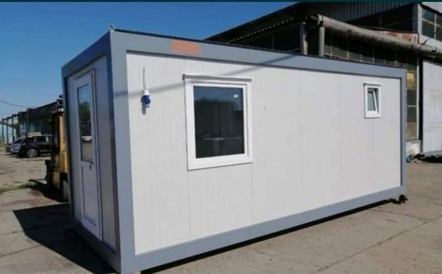 Vând containere tip birou ,depozitiare, chioșcuri etc