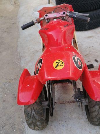Vând tricicleta electrica