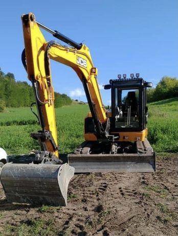 Inchiriere buldoexcavator / Excavator / Miniexcavator