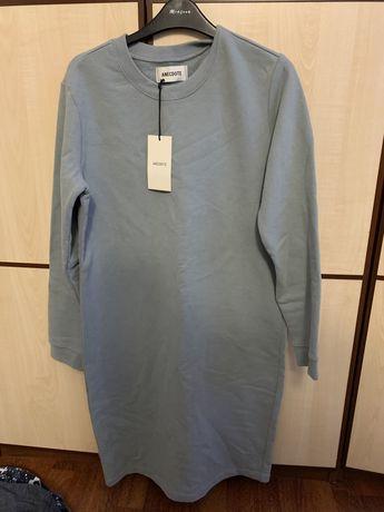 Bluza lunga tip rochita