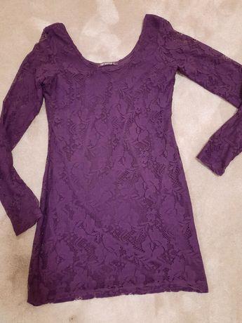 Дантелена рокля Terranova