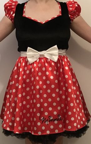 Rochie minnie mouse