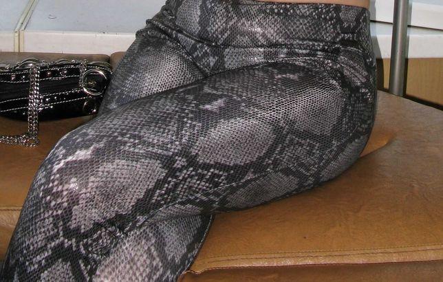 Лосины леггинсы под змею, 5 500 тг