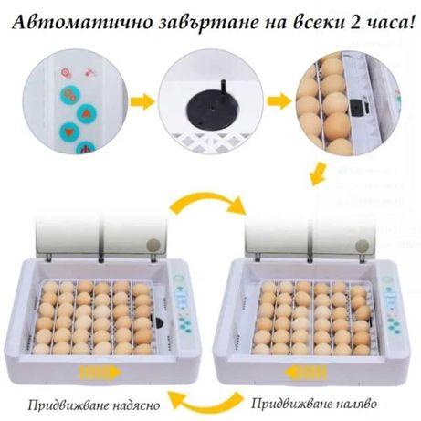 Инкубатор автоматичен за до 10 яйца