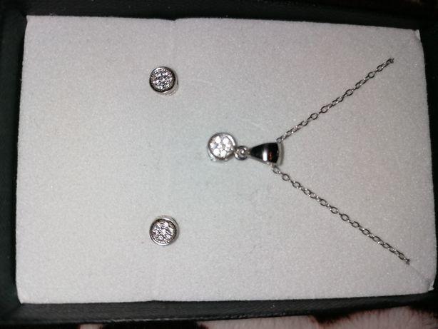 Set de bijuterii  argint