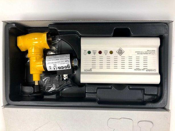 Kit detector GPL cu electrovalva 1/2 sau 3/4 GECA
