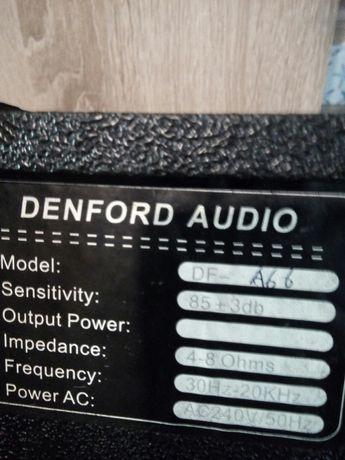 Boxe audio 2x15W