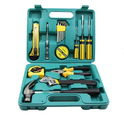 Комплект инструменти за дома 11бр с куфар