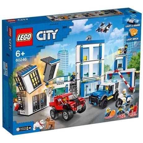 LEGO 60246 Полицейский участок CITY оригинал, новый !
