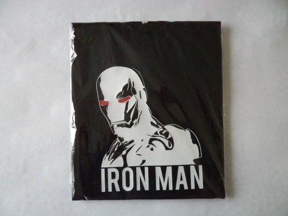 Тениска Iron Man
