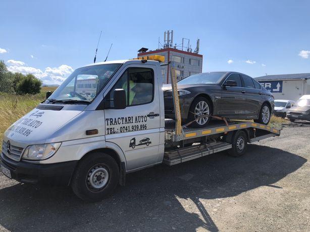 Tractari Auto Sibiu Transport Utilaje Autoutilitare Autostrada A1