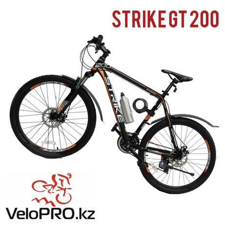 Велосипед Strike. Рама 14-21. Колеса 24-27.5. Гарантия. Рассрочка