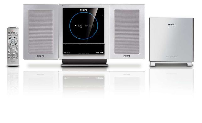 Philips Home Teater DVD HDMi